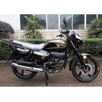 Horizontal Engine Street Sport Motorcycles 110CC 13.5L Fuel Tank Capacity Manufactures