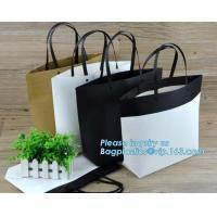Cheap Customized Pink Printed Paper Shopping Bag For Clothing and Gift,Recycled Luxury Paper Bags & Retail Carrier Bags Manufactures