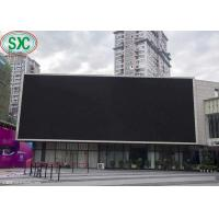 China P4.81 Electronic LED Billboards Full Color 1/13 Scan High Resolution IP65 Waterproof on sale