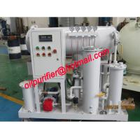 Coalescence separation oil purifier for purifying diesel oil, gasoline oil and light fuel Manufactures