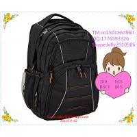 China 2015 High quality 17 inch laptop backpack with many compartments on sale