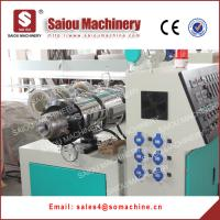plastic extruder pvc pipe prodcution line PVC Extruder Machine Manufactures