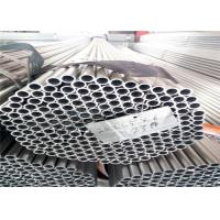 Building Construction Pre Galvanized Steel Tube ASTM A53 Sch 40 With Long Lifespan Manufactures