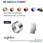 White Metal Bearing & Bimetallic Bushings Strips Steel with AlSn20Cu Manufactures
