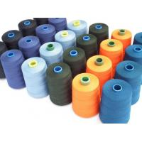 Flame Retardant Colored Aramid Yarn , Kevlar For Sewing Thread Manufactures