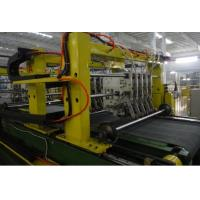 Buy cheap Efficiency Cabinet Door Shell Sheet Metal Forming Line Speed Controlled By from wholesalers
