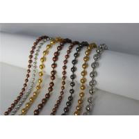 Sparkling Stainless Steel Ball Chain Curtain Bead Curtain For Shower Room Manufactures