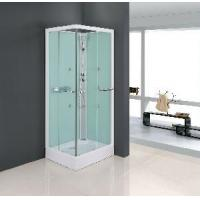 Corner Shower Cabin/Cubicle with 5mm Tempered Glass (MJY-8074) Manufactures