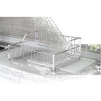 Multi - Function Stainless Steel Wire Baskets For Kitchens Convenience To Use Manufactures