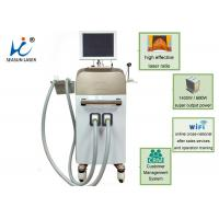 One Shot 1 Session Vacuum Assisted Laser Hair Removal Device 810 Diode Suction Manufactures