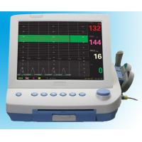"""China Portable 3 Parameters electronic 12.1""""maternal home fetal heart monitor 152mm wide paper on sale"""