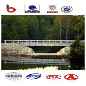 Buy cheap Composite Deck Steel Girder Prefabricated Delta Bridge Temporary from wholesalers