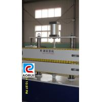 China Sewage Drainage Plastic Pipe Extrusion Line , Plastic Pipe Manufacturing Machine on sale