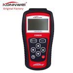 KW808 Konnwei Car Diagnostic Scanner Eobd Obd2 Obdii Car Scanner Diagnostic Manufactures