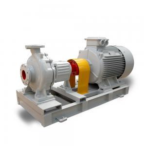 China Johames Electric or diesel engine high pressure water pump on sale