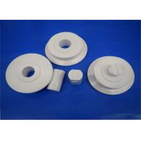 YSZ Yttria Stabilized ZrO2 / Zirconia Ceramic Roller / Roller Sleeve High Temperature Manufactures