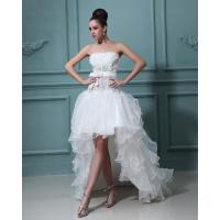Beautiful halter tulle short long Wedding Dresses Gowns for Bridal Manufactures
