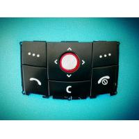 China Silicone Rubber P+R Keypad Mobile Phone Button with Smooth Appearance on sale