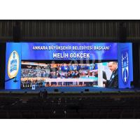 Indoor / Outdoor P4 P5 Curved Stage LED Screens LED Video Display Panels Manufactures
