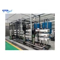 CE Passed Reverse Osmosis Water Treatment Plant for Chemical Processing Manufactures