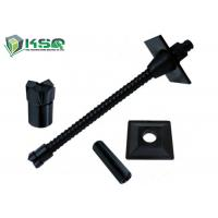 China Hollow Grounting Self Drilling Anchor Bolts R32n Fully Threaded  32mm Out Diameter on sale