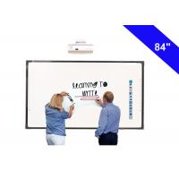 Windows Smart Tech Interactive Whiteboard 3840 X 2160 Interactive Touch Board Manufactures