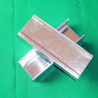 Large Scale Metal T Shaped Ceiling Keel Groove Galvanized Strip Steel Material Manufactures