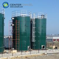China Bolted Steel Commercial Water Tanks And Industrial Water Storage Tanks on sale