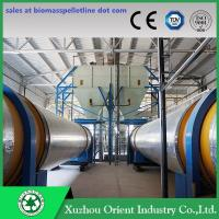CE Approval Hot Selling Wood Sawdust Rotary Drum Dryer with Wood Sawdust Pellet Coal Gas LPG Diesel Oil Heater Manufactures