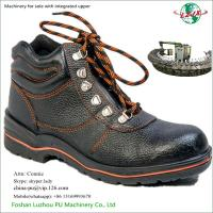China Polyurethane Injection Moulding Machine PU Shoe Material Making Machine on sale