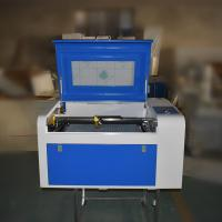 80W 4060 400X600mm Mini Laser Machine Cutting And Engraving machine 460 Manufactures