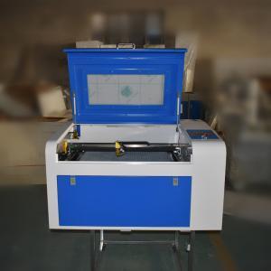 DIY machine 80W/60W 460 400*600mm co2 laser engraving machine,laser cutting machine for Wooden bracelets, woodworking