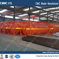 ISO 20ft fuel tanker container Manufactures