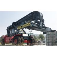 China 15100mm Lifting Height Port Handling Equipments With Automatic Transmission And KESSLER Axle on sale