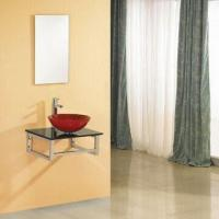 Bathroom Vanity Set, Made of Stainless Steel Material, Various Colors Available Manufactures