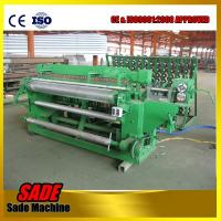 welded wire mesh machine, stainless steel wire mesh welding machine, roller welded wire mesh making machine Manufactures