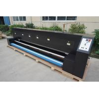 3.2m Width Roll To Roll Dye Sublimation Equipment 2KW Power For Fixation Manufactures