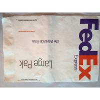 Hard Back Envelopes Customized Logo With Dupont Tyvek Paper Material Manufactures