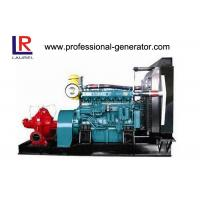 China Fire Fighting Diesel Agricultural Water Pump 6 Inch High Pressure on sale