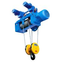 50HZ 20 Ton Wire Rope Hoist , Lifting Equipment Remote Control Manufactures