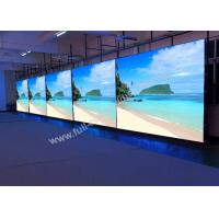 P3.91 / P4.81 / P5.68 / P6.25 indoor / outdoor full color led display 500x1000 cabinet Manufactures