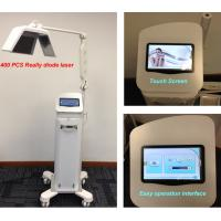 Low level laser therapy hair loss CE approved low level laser machine 3 year warranty laser therapy for hair growth Manufactures