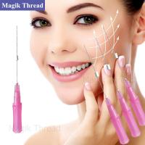 Magik thread Plastic surgery filler 3d 4d cog pdo thread lift korea Manufactures