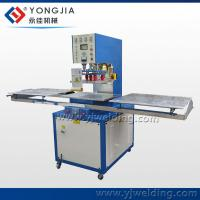 Slide way high frequency super glue blister packing machine for sale