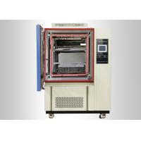 Air Cooled Constant Temperature Humidity Test Chamber 100L 225L 408L 1000L Manufactures