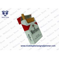 Cigarette Case Portable Mobile Jammer , Signal Blocker Device Built In Antenna Manufactures