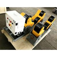 Pipe Self Aligned Welding Rotator Roller 5000kg Driving And Idler Unit Manufactures