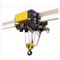 China CE certified European Style SCD type Electric Wire Rope Hoist on sale