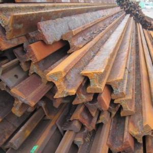 China Used rails, hms, steel scraps on sale