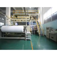 Quality High production efficiency Signal die SpunBond Machine 2400mm 3200mm 4000mm for sale